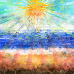 Abstract Summer by art1st1cDes1gn