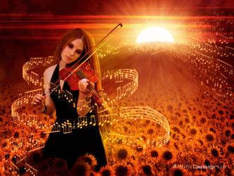 Sunrise Sonata by art1st1cDes1gn