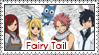 Fairy Tail Stamp by VanessaBBaranda
