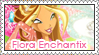 Flora Enchantix Stamp by VanessaBBaranda