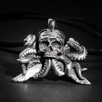 Fourspeed's Buccaneer pendant by fourspeedindonesia