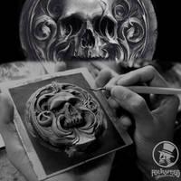 Fourspeed X Carlos Torres buckle sculpting by fourspeedindonesia