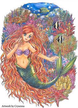 In The Ocean Garden