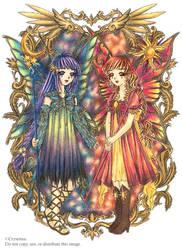 The Mystical Balance by Crysenna