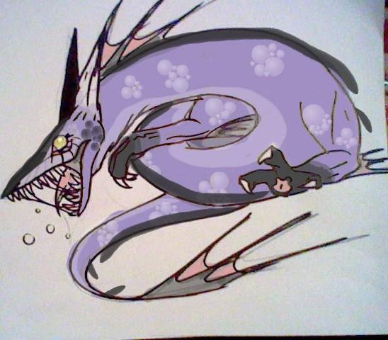 cromoon-okinock by SQUIRRELADOR
