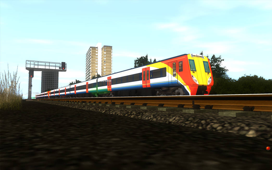 Class 458 South West Trains - Trainz by traindriver22 on DeviantArt