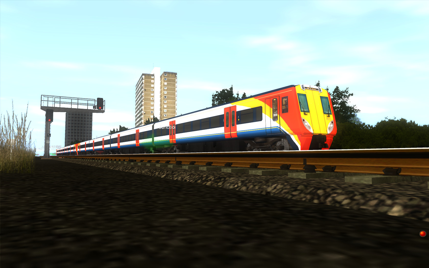 Class 458 South West Trains - Trainz by traindriver22 on