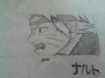 Naruto Uzimaki running by evan-is-banned