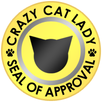 Crazy Cat Lady Seal of Approval by FelisTipsy