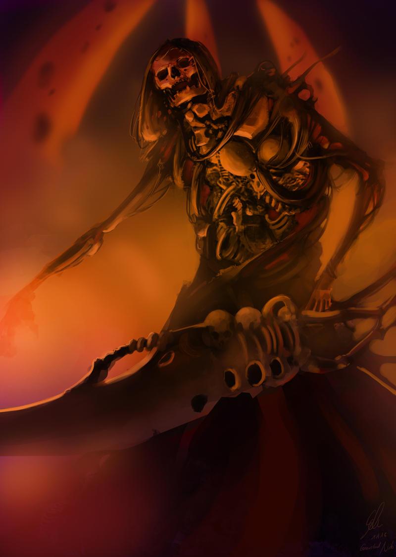 dark souls nito artwork - photo #30