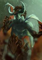 Demon by OnkelJoe