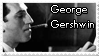 George Gershwin Stamp by FeatheredSoap