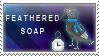 FeatheredSoap Stamp by FeatheredSoap