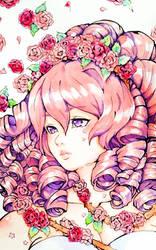 Rose Quartz by neonetta