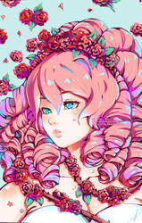 Rose Quartz (digital ver.) by neonetta