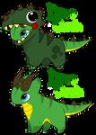 Dino Dash [Katragoon]