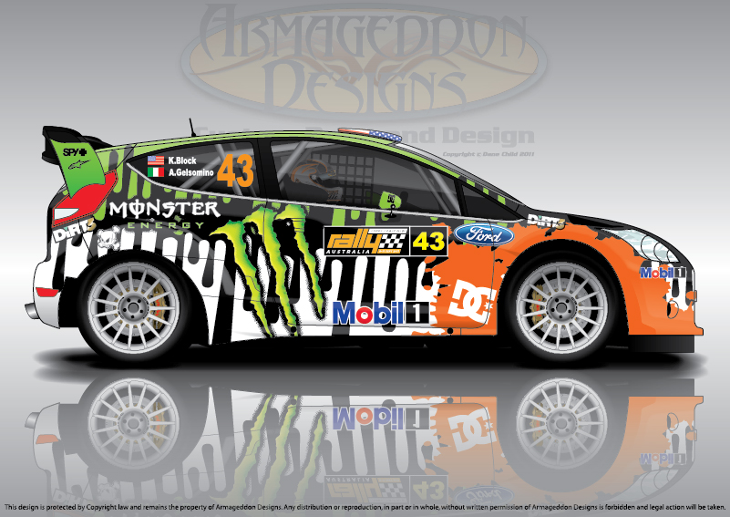 Go Back u0026gt; Gallery For u0026gt; Monster Rally Car