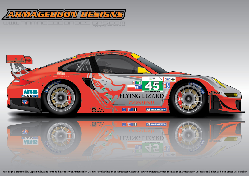 Flat out Lizard by ArmageddonDesigns