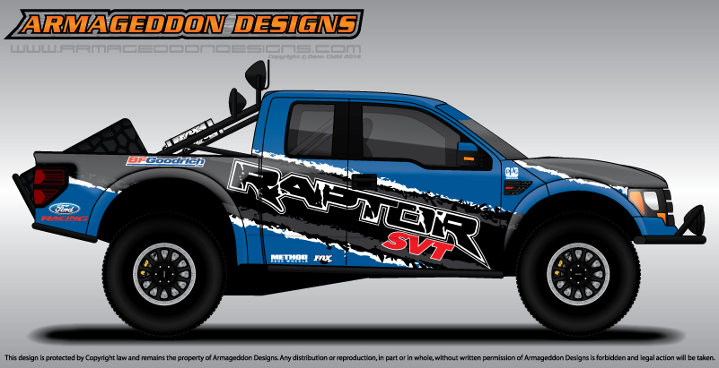 Ford Raptor Logo Vector >> Running from the Raptor by ArmageddonDesigns on DeviantArt
