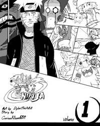 Wakfu: Chronicles of the Lost Ninja Cover