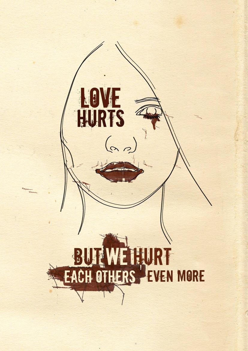 Love Hurts by uniquefa on DeviantArt