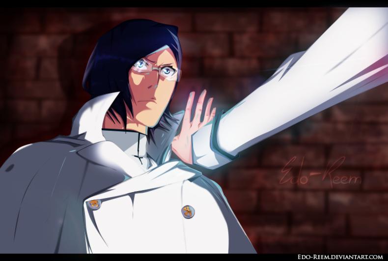 Bleach 565 - Ishida uryu by edo-reem