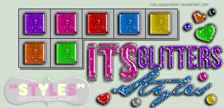 +ItsGlitters.STYLES by FeelingsOfHeart