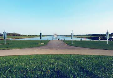 Dorney lake