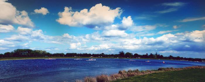 Dorney Lake practice