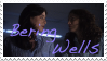 Bering and Wells Stamp by ElphieGravity