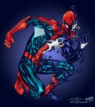 Venomized By Spiderguile Colors