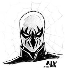 Spidey quick sketch by alxelder