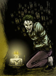 Joker Color By Thegerjoos by alxelder