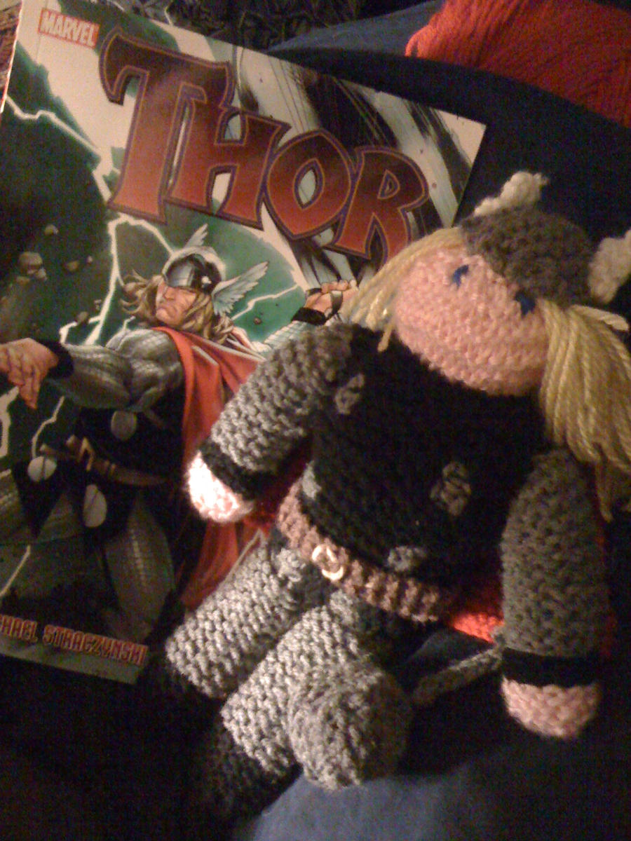 Part 14 / 11 Thor_Plushie_by_Copper_Curls_Chaka