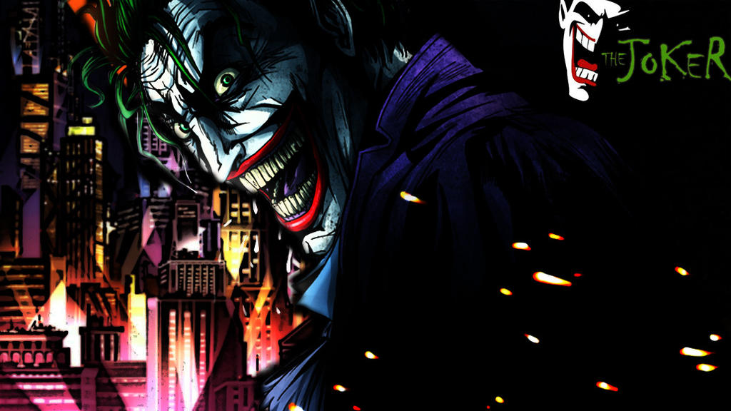 joker wallpaper by billsdlt on deviantart