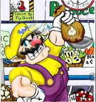 Wario Goes Shopping by pathwreck