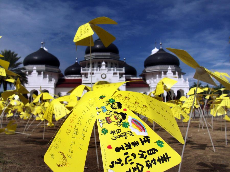 Tujuh Tahun Tsunami di Aceh by Iqbalmuhammad97
