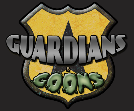 Guardians and Goons - Logo by enginecogs