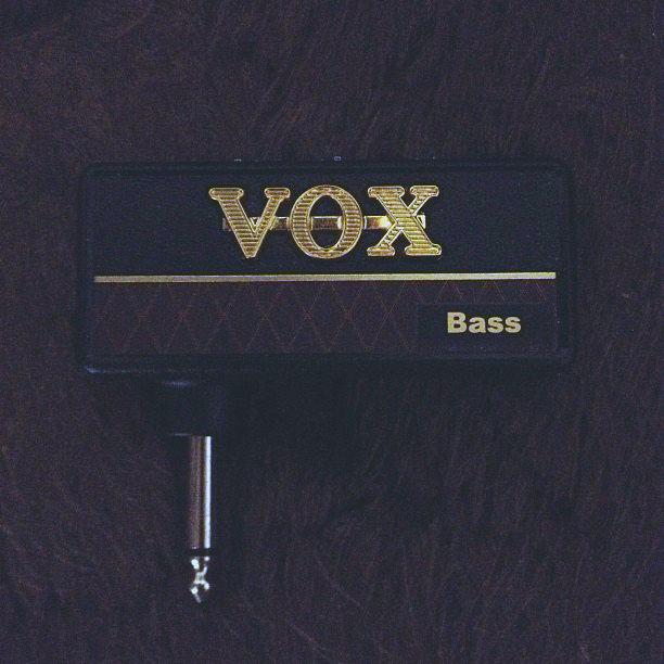 VOX amPlug Bass II by larksgar