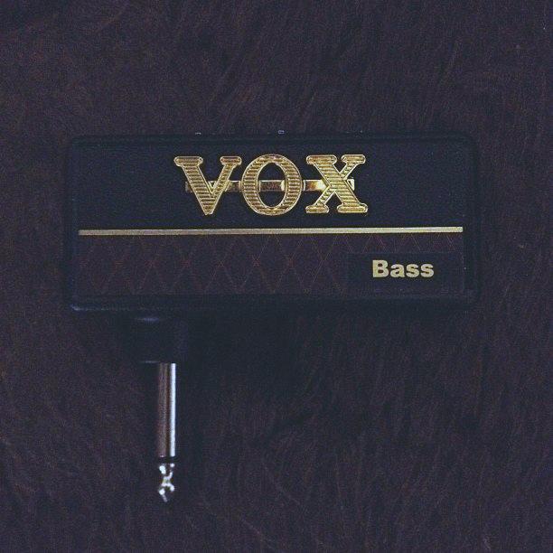 VOX amPlug Bass II by larksgar