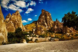 Cappadocia / Kapadokya / Uchisar by anilync