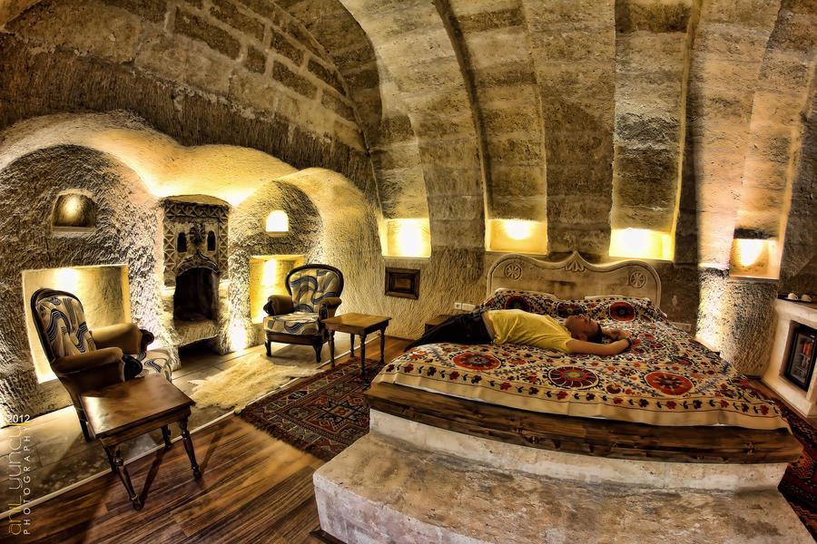 My Bedroom ( CAPPADOCIA )