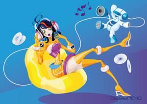 Music by Takai-dono