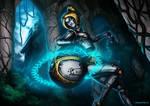 League of Legends Orianna by Takai-dono