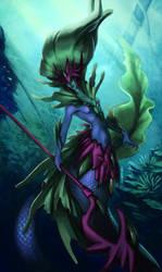My Little Mermaid by Takai-dono