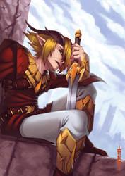 Dragon Born by Takai-dono