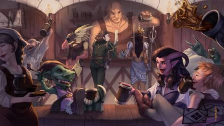 Night at the Tavern