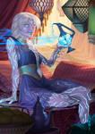 Genie Warlock Sanahi