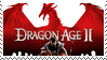 Dragon age stamp by AcraViolet
