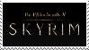 Skyrim stamp by AcraViolet